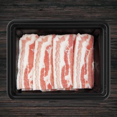 수입 돼지 삼겹살 구이용 600g